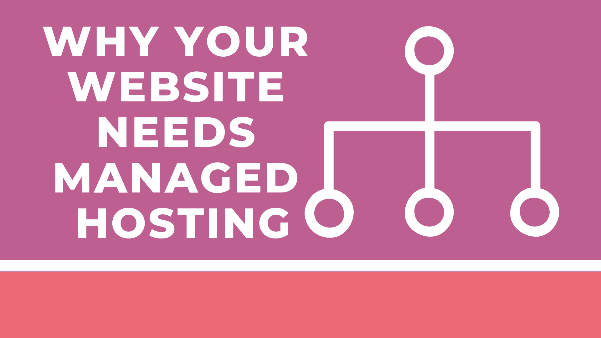 Managed Hosting for your site